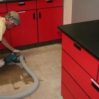 Preparing the existing Floor