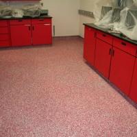 Completed Floor